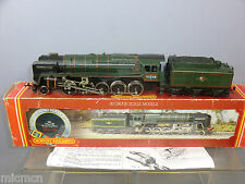 "HORNBY RAILWAYS MODEL R.303 BR 2-10-0 9F No.92220 ""EVENING STAR"" LOCO  VN MIB"