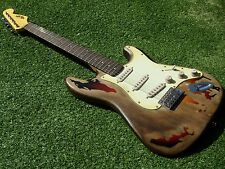 DY Guitars Rory Gallagher relic Strat Guitarra