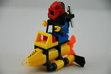 Sea Scooter intellectually stimulating playing bricks toy for Kid Brand New AAV8