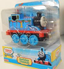 Thomas & Friends Take-N-Play Holiday Thomas Die-Cast Engine New