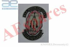 REAR MUDGUARD BSA MOTORCYCLE BIRMINGHAM STICKER DECAL EMBLEM @CAD