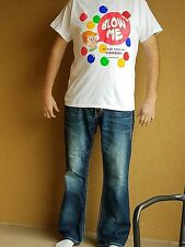 Brand new Blow Me t-shirts classic design made by A-1 gumballs makes a nice gift