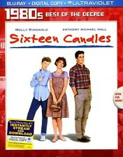 Sixteen Candles [Includes Digita (2013, REGION A Blu-ray New) BLU-RAY/WS/Decades