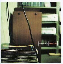 Samba Raro by Max de Castro (CD, May-2000, Trama)