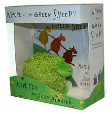 Where Is The Green Sheep? Box Set [ Book & Toy] MeM Fox & Judy Horacek
