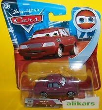 SKIP RICTER Giocattolo Occhi Mattel 1:55 Cars Disney Modellini Metallo Diecast