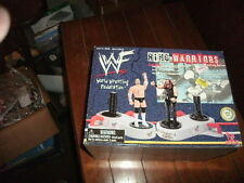 WWF WWE Ring Warriors Wrestling Set UNDERTAKER & STONE COLD  1998 NIB New!