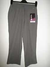 MOUNTAIN WAREHOUSE TERRAIN WOMENS CAPRI GREY TROUSERS SIZE 6  BNWT RRP £39.99