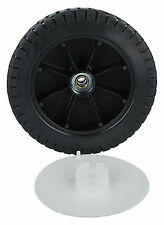 "7"" 180mm Wheel With Tyre & Bearing Fits Many HONDA & HAYTER Lawnmowers See List"