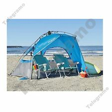 LightSpeed Quick Shelter KONA Pop up Tent with Front Porch Camping/Fishing/Beach