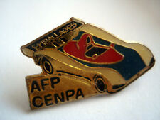PINS EMBALLAGES AFP CENPA F1 FORMULE 1