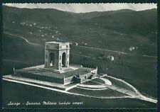Vicenza Asiago Sacrario Militare Foto FG cartolina VK2644