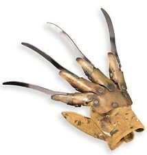 Deluxe Freddy Krueger Replica Glove Nightmare on Elm St -- Real Metal Blades --