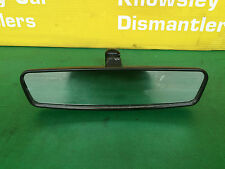 Jaguar X Type REAR VIEW MIRROR Part nr E8 011083 ( 1 )