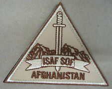 Toppa/Patch Desert dotazione S.O.F. TASK FORCE 45 - ISAF-AFGHANISTAN (Originale)
