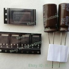 4PCS 6632L-0371A 6632L-0372A Inverter Repair Kit BD9897FS FDD8447L IC Replace