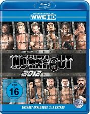 WWE Wrestling - No Way Out 2012 (Blu-ray Disc)