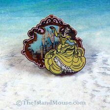 Disney Princess Belle Castle Picture Beauty and the Beast Pin (UN:82943)