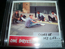 One Direction Story Of My Life Australian CD Singe - Like New