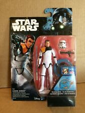 "STAR Wars Rebels-Kanan Jarrus (Stormtrooper Travestimento) 3.75"" Action Figure"