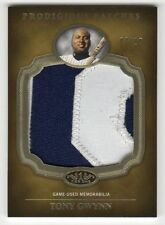 2012 Topps Tier One Tony Gwynn Jumbo Prodigious Patches #7/10