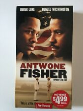 ANTWONE FISHER ( VHS ) Derek Luke, Denzel Washington Joy Bryant