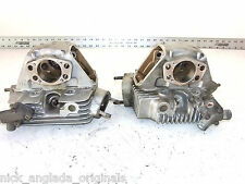 DUCATI 97-98 ST2 HORIZONTAL AND VERTICAL HZ CYLINDER HEADS BARE PAIR