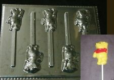 WINNIE THE POOH BEAR Waving Chocolate Candy Soap Mold