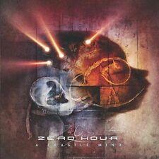 Zero Hour - A Fragile Mind  (CD, Sep-2005, Sensory)