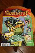 magazine gormiti special n°3 poster le peuple du volcan 34 pages ( no pokemon )