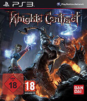 Knights Contract PS3 Playstation 3 IT IMPORT NAMCO