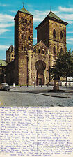 1980's St PETERS CATHEDRAL OSNABRUCK GERMANY COLOUR POSTCARD