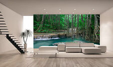 Jangle Landscape Wall Mural Photo Wallpaper GIANT DECOR Paper Poster Free Paste
