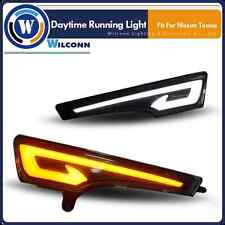 Exact Fit Nissan Altima Switchback LED Daytime Running with Turn Signal Lights