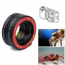 Auto Focus AF Macro Extension Tube DG 10+16mm FX1 For FujiFilm XF Mount X-Pro1