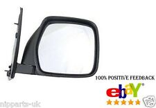 TOYOTA HIACE HI-ACE 1995-2006  MANUAL DOOR WING MIRROR RH RIGHT DRIVERS SIDE O/S