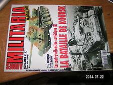 *** Armes Militaria HS n°47 La Bataille de Koursk