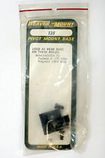 Weaver Winchester 70 Pivot Scope Mount #139