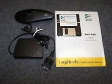 Logitech Track Man Live Model #4141 Mouse Pointer Windows 95 & 3.1& DOS
