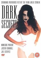 DARK SECRETS - JULIE STRAIN - JOE ESTEVEZ - NEW FACTORY SEALED DVD - CERT 18