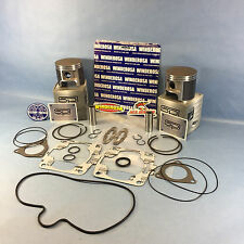 POLARIS 800 SPI PISTONS WINDEROSA TOP END GASKET KIT 2000-2005 00-05 RMK XC SP