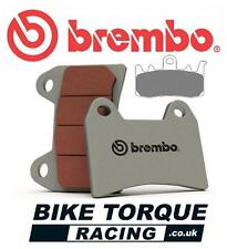 Ducati 899 Panigale 14> Brembo SC Sintered Road & Track Front Brake Pads