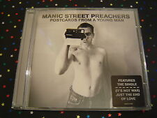 CD Manic Street Preachers-Postcards From A Young Man-molto bene-IT 's not era