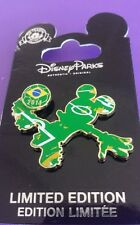 DISNEY  BRAZIL 2014 FIFA WORLD CUP Mickey Mouse Soccer SOLD OUT LE PIN