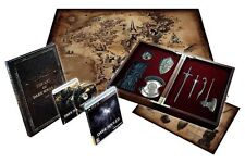 PS3 DARK SOULS II 2 Collectors Limited Edition Maps Soundtrack Japan NEW