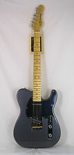 G & L Asat Classic USA Graphite Metallic Mapleneck