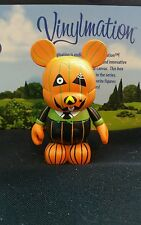 "DISNEY Vinylmation Park - 3"" Holiday Set 1 Jack O Lantern Pumpkin Halloween"