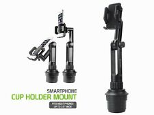 Universal Heavy Duty Long Extended Car Cup Mount Stand for Apple iPhone 7 Plus 6