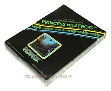 Princess and Frog sealed de romox pour Atari 400, 800, xl, et xe