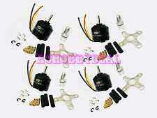 4Pack RHD A2212-800KV Brushless Motor for MultiCopter KK Multi-Copter X-flying